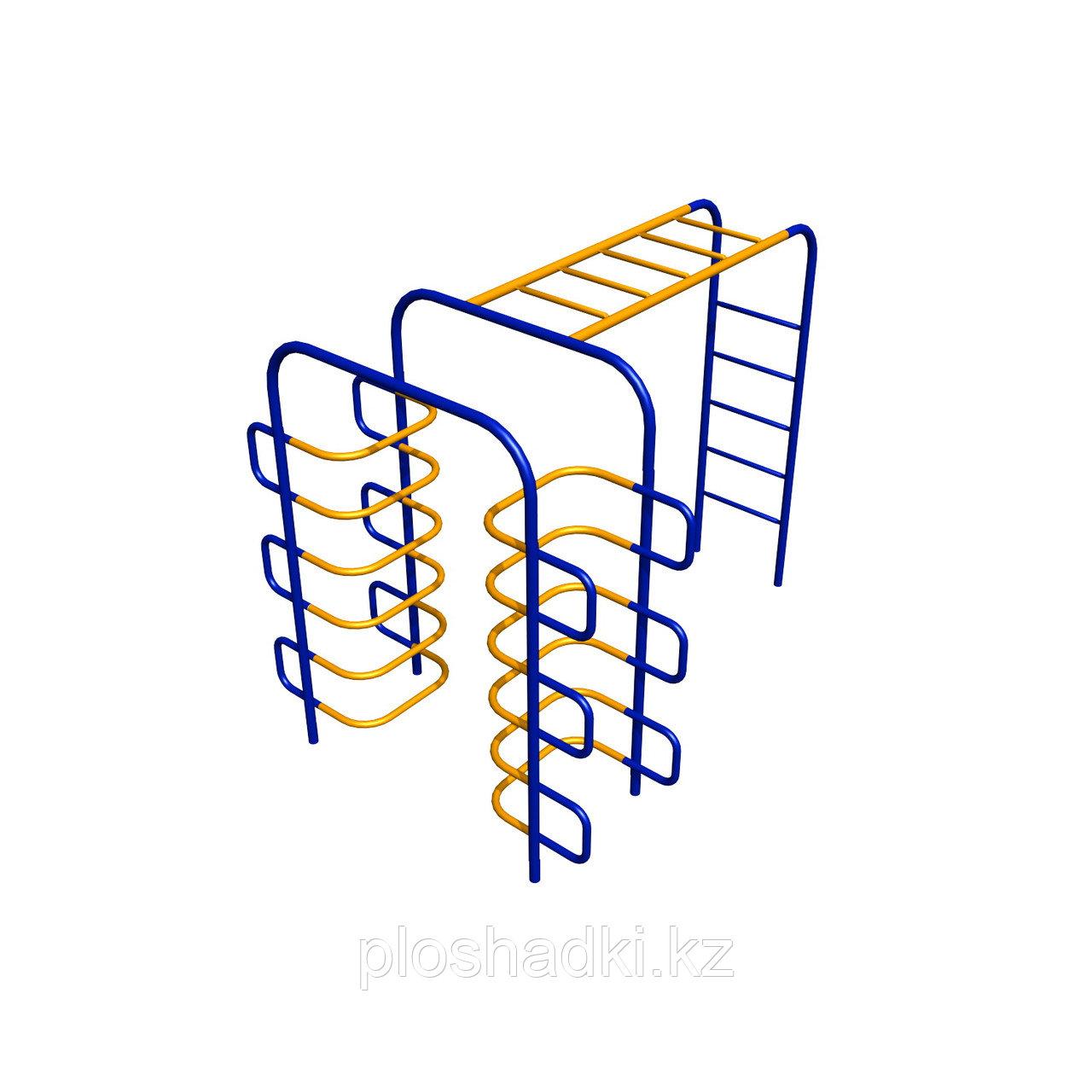 Лаз Romana, лестница, рукоходы