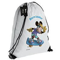 Рюкзак «Микки Маус. Born Leader», белый, фото 1