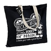 Холщовая сумка «Микки Маус. Wonder Of Magic», черная, фото 1