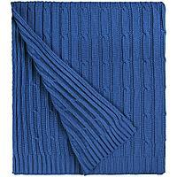 Плед Remit, ярко-синий (василек), фото 1