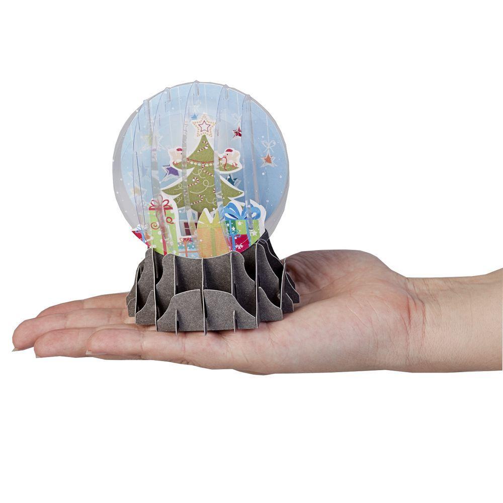 3D открытка «Елочка», без конверта - фото 3