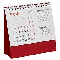 Календарь настольный Nettuno, красный, фото 1