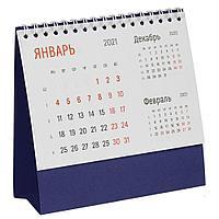 Календарь настольный Nettuno, синий, фото 1