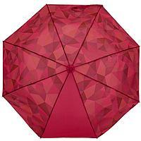 Складной зонт Gems, красный, фото 1