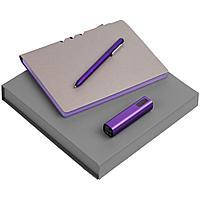 Набор Flexpen Energy, серебристо-фиолетовый, фото 1