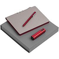 Набор Flexpen Energy, серебристо-красный, фото 1