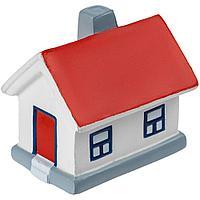 Сквиши-антистресс «Домик», с красной крышей, фото 1
