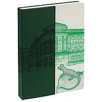 Блокнот «Города. Екатеринбург», зеленый, фото 1