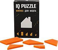 Головоломка IQ Puzzle, домик