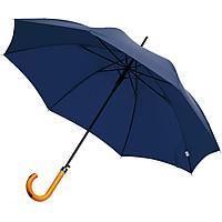 Зонт-трость LockWood, темно-синий