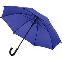 Зонт-трость с цветными спицами Bespoke, синий, фото 1