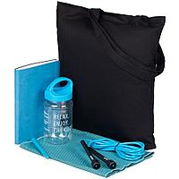 Набор Workout, голубой, фото 1