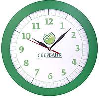 Часы настенные Vivid Large, зеленые, фото 1