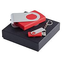 Набор Step Up, красный, с флешкой 16 Гб, фото 1