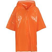 Дождевик-плащ детский BrightWay Kids, оранжевый, фото 1