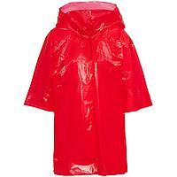 Дождевик-плащ детский BrightWay Kids, красный, фото 1