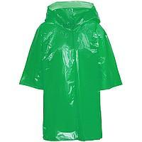Дождевик-плащ детский BrightWay Kids, зеленый, фото 1