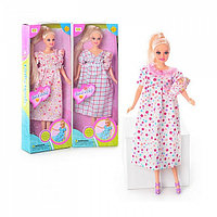 6001 Defa Lucy Кукла Lucy (29см) беременная с ребенком