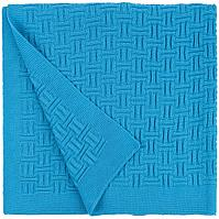 Плед Biscuit, ярко-голубой, фото 1