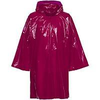 Дождевик-плащ CloudTime, бордовый, фото 1