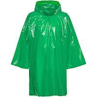 Дождевик-плащ CloudTime, зеленый, фото 1
