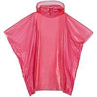 Дождевик-пончо RainProof, красный, фото 1