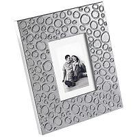 Рамка для фотографий, серебристая, фото 1