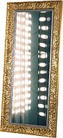 Зеркало Classic, в золотистой раме, фото 1