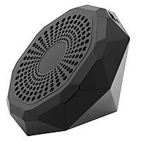 Беспроводная колонка diamondFever с аккумулятором 4000 мАч, черная, фото 1