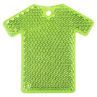Светоотражатель «Футболка», зеленый, фото 1