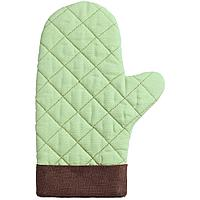 Прихватка-рукавица Keep Palms, зеленая, фото 1