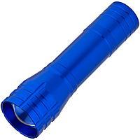 Фонарик с фокусировкой луча Beaming, синий, фото 1