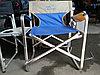 Складное кресло со столиком и подстаканником AC18-15