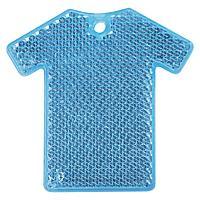 Светоотражатель «Футболка», синий, фото 1