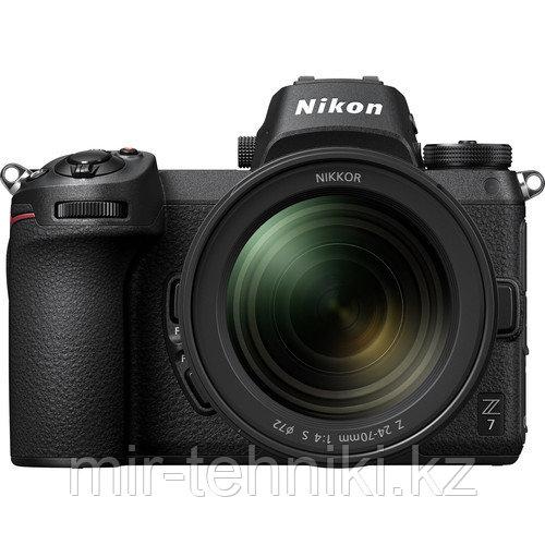 Nikon Z7 Kit Nikkor Z 24-70mm f/4 S + FTZ Adapter
