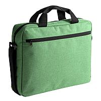 Конференц-сумка Unit Member, зеленая, фото 1