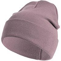Шапка Glenn, пыльно-розовая, фото 1