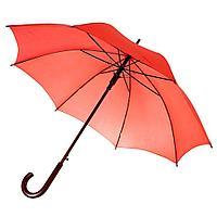 Зонт-трость Unit Standard, красный, фото 1