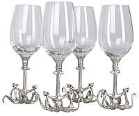 Набор бокалов для вина Sea Life, фото 1