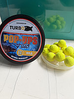 Плавающие бойлы Turbo POP-UPS Мёд