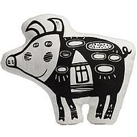 Игрушка «Свинка, витающая в облаках», белая, фото 1
