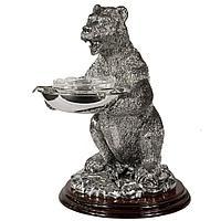 Икорница «Медведь», фото 1