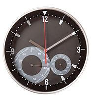 Часы настенные Rule с термометром и гигрометром, фото 1