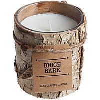 Свеча Birch Bark, средняя, фото 1