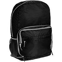 Складной рюкзак-трансформер Torren, черный, фото 1