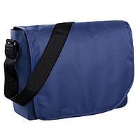 Сумка для ноутбука Unit Laptop Bag, темно-синяя, фото 1
