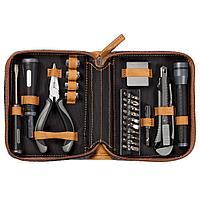 Набор инструментов в чехле Standart, серый, фото 1