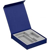 Коробка Rapture для аккумулятора 10000 мАч и флешки, синяя, фото 1