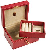 Шкатулка для драгоценностей LIVERPOOL, красная, фото 1