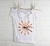 Часы «Рубашка», белые, фото 1